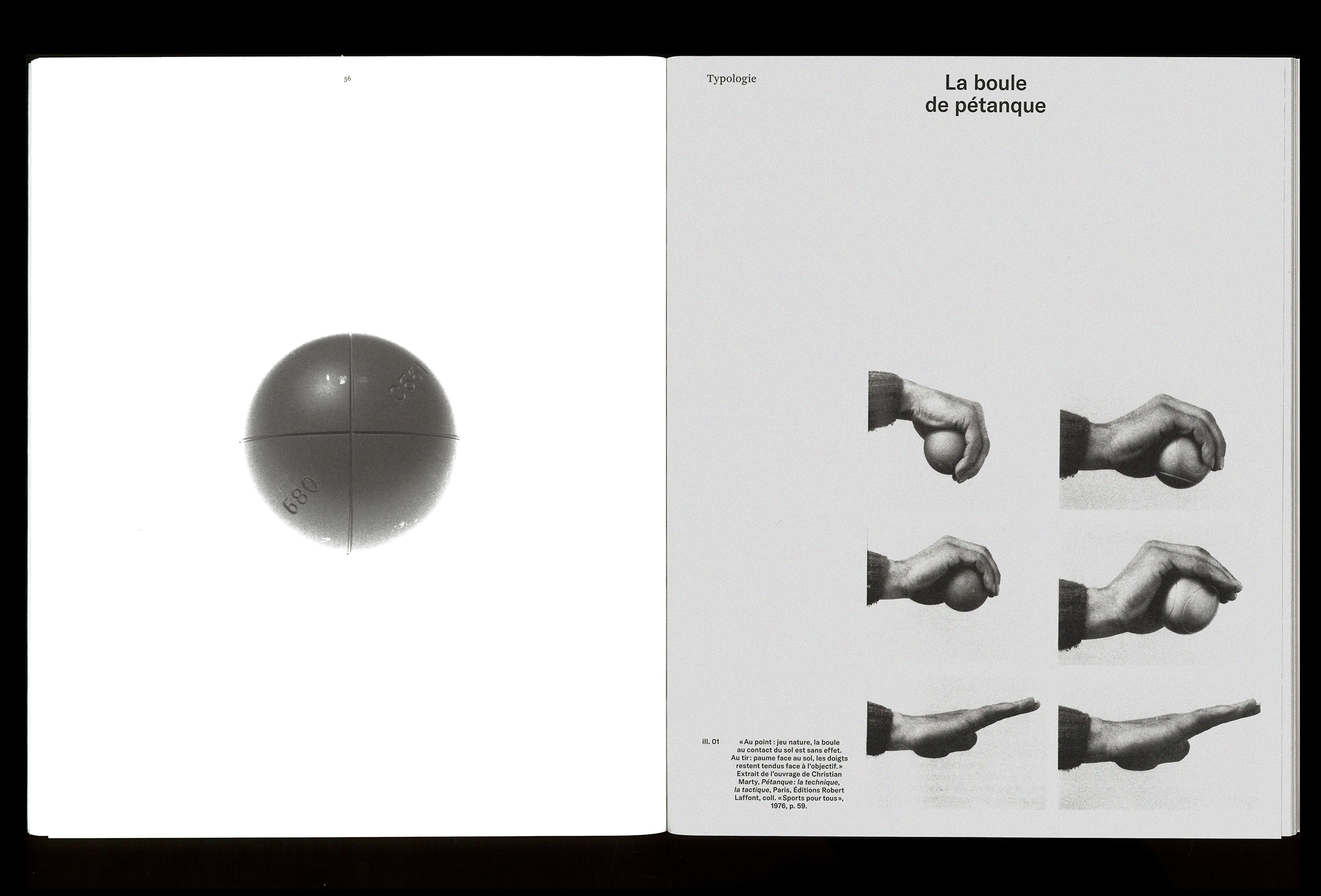 Collections Typologie — Lisa Sturacci Graphiste