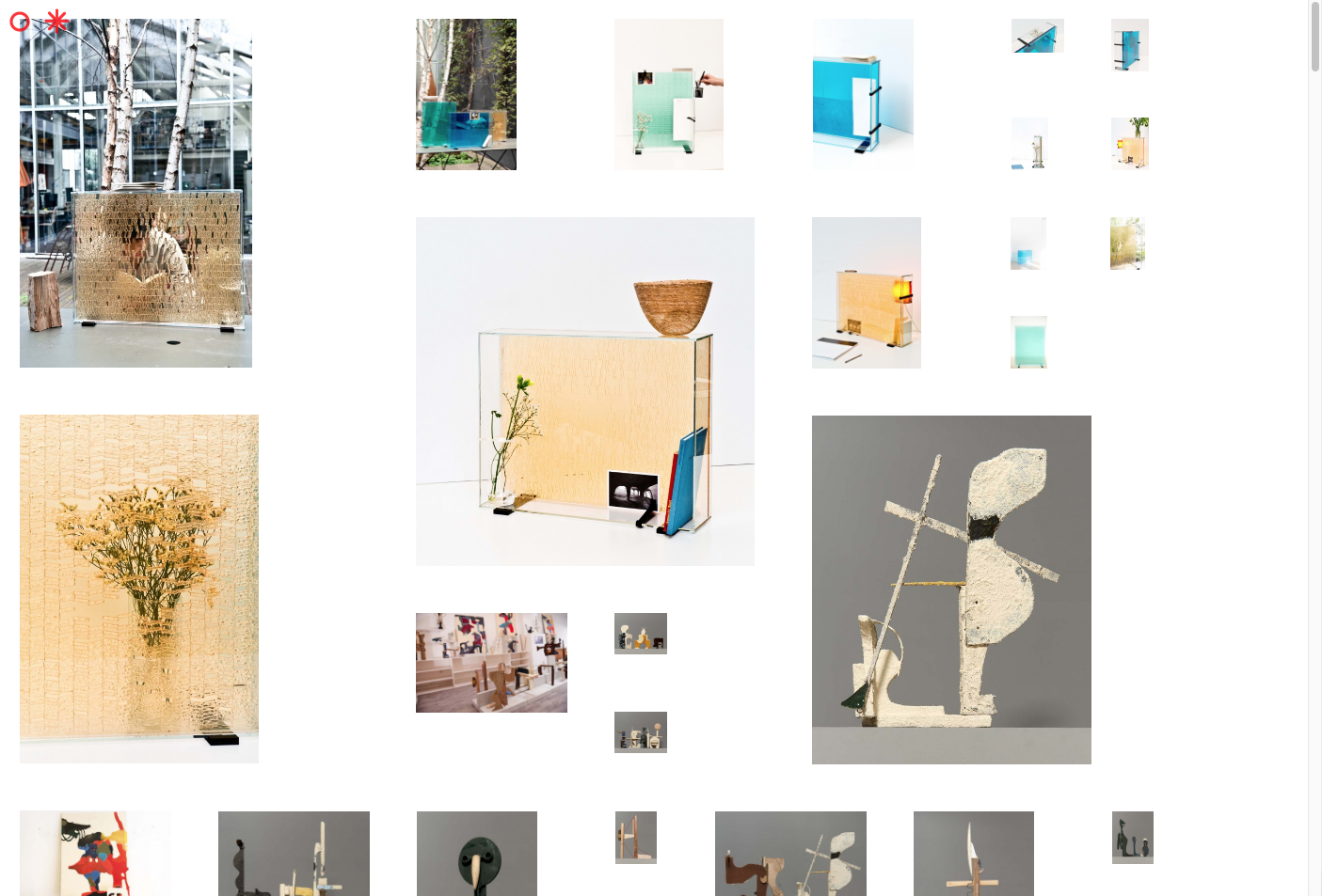 Alexandre Willaume, website — Lisa Sturacci Graphiste