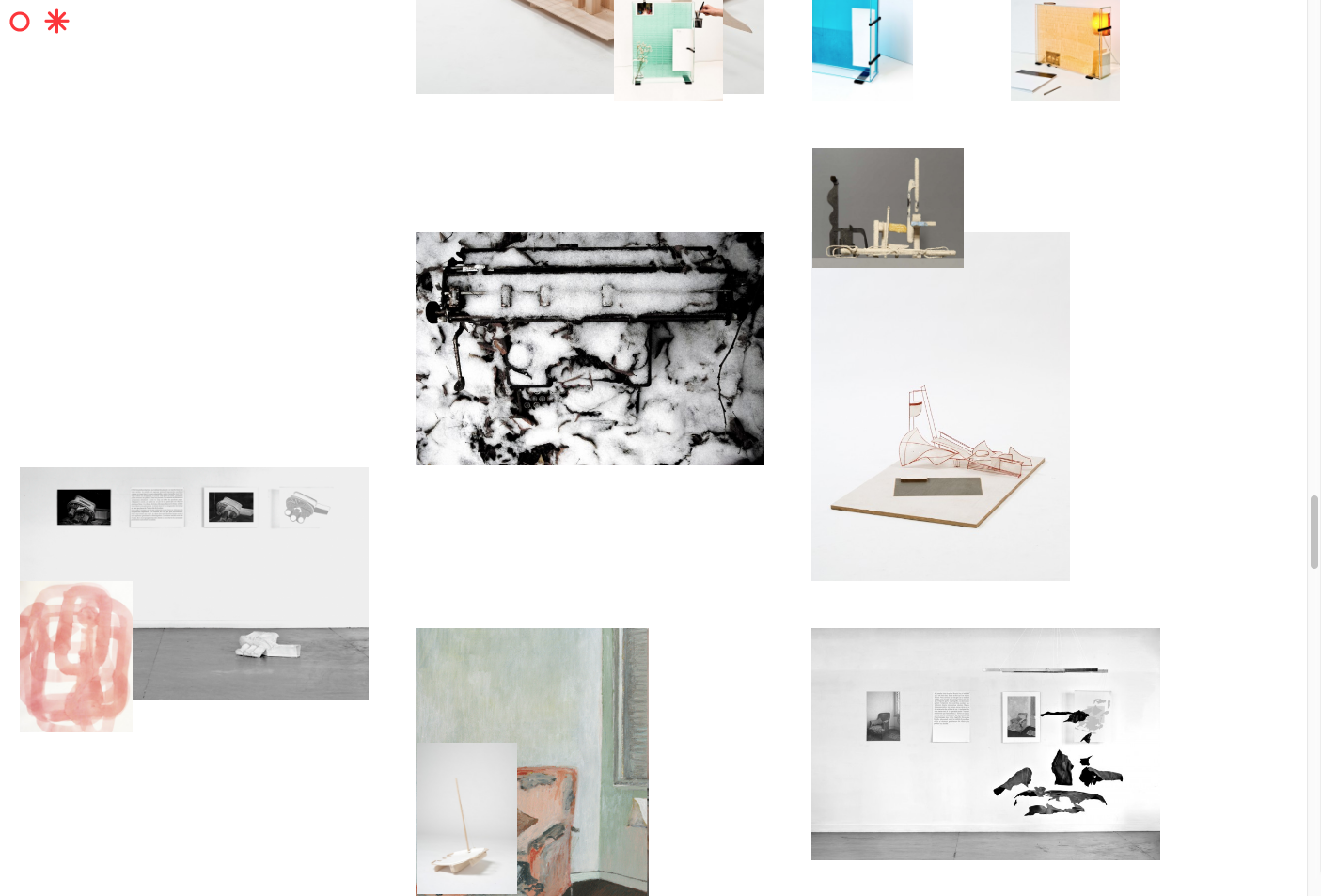 Alexandre Willaume's website — Lisa Sturacci Graphiste