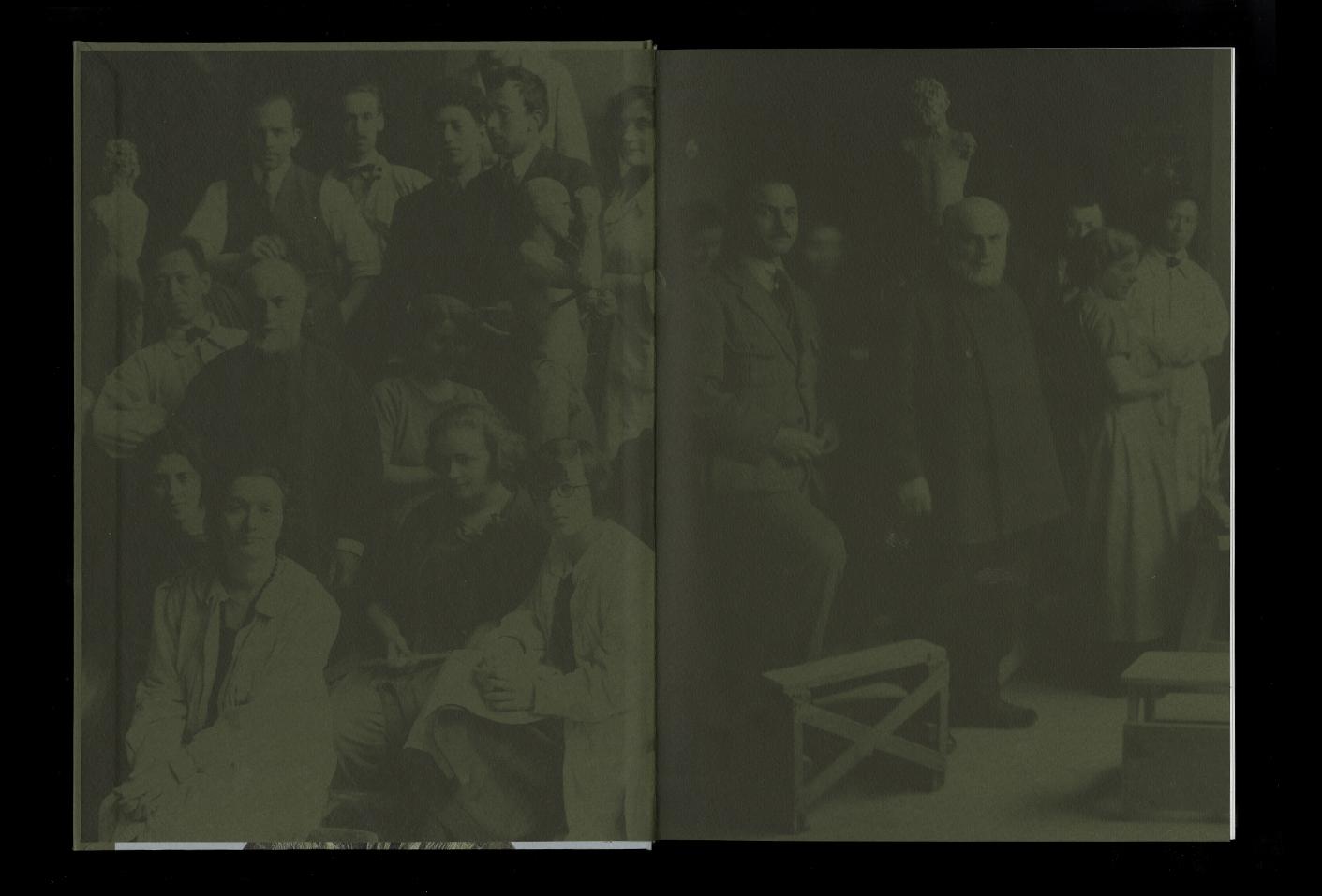 Transmission/Transgression. Maîtres et élèves dans l'atelier: Rodin, Bourdelle, Giacometti, Richier… — Lisa Sturacci Graphiste