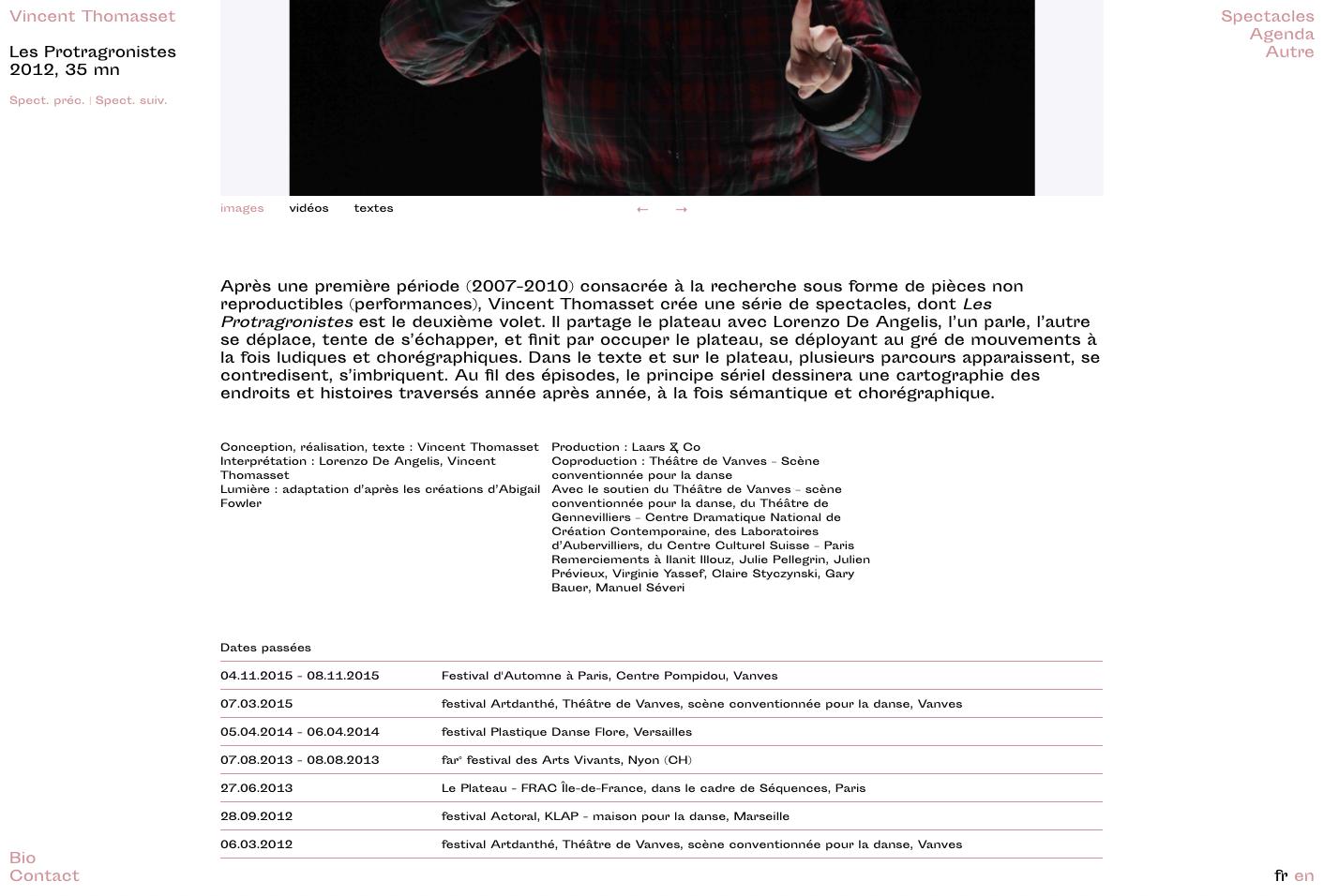Vincent Thomasset — Lisa Sturacci Graphiste