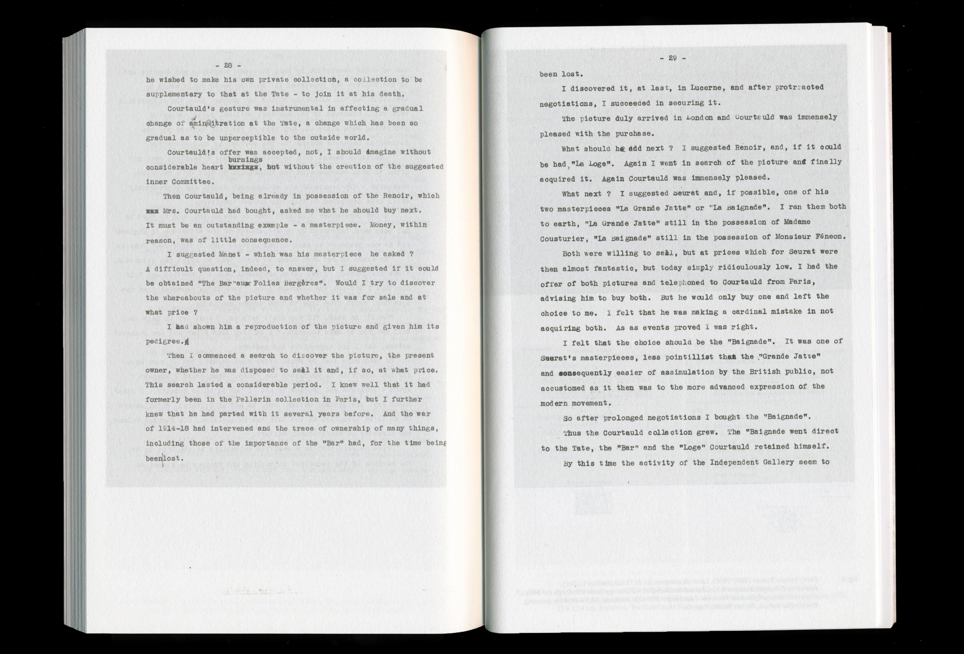 Percy Moore Turner, précieux conseiller de Samuel & Elizabeth Courtauld — Lisa Sturacci Graphiste
