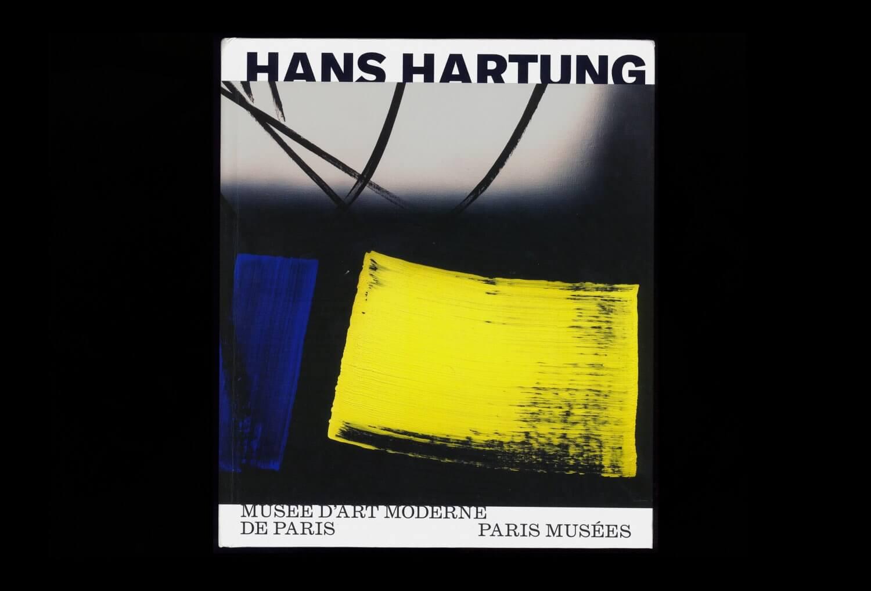 Hans Hartung. La fabrique du geste — Lisa Sturacci Graphiste